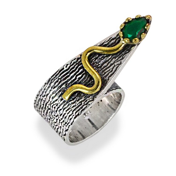 Contemporary Ring