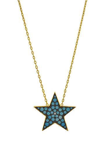 Star-Pendant-Necklace