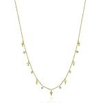 Multi Cross Necklace