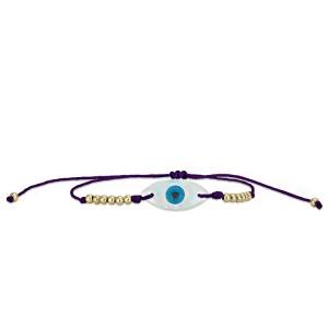 Gold/Purple String