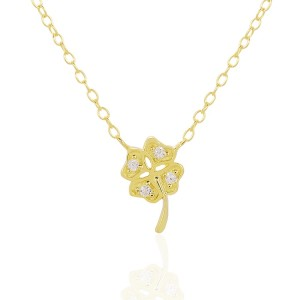Gold Small Clover