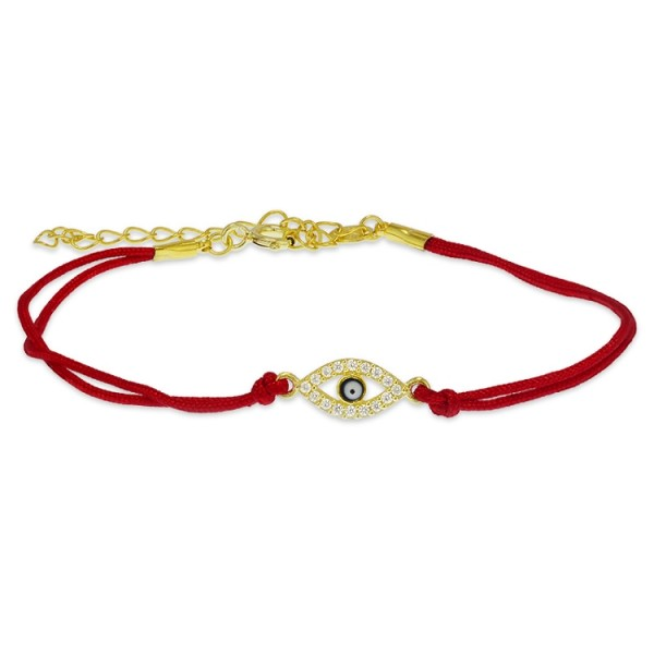 Gold/Red String