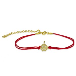 Gold/Red String