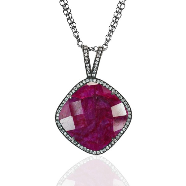 Diamond Shape Stone