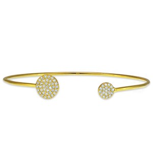 Double Circle Pave