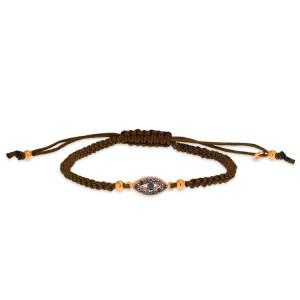 Rose Gold/Brown String