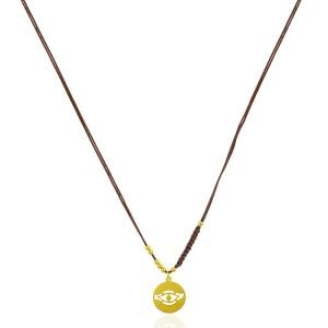 Gold/Brown String