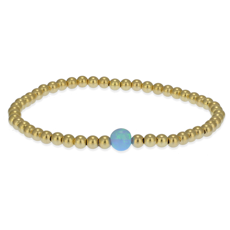 Opal Bracelet for Girls - BZK Jewelry